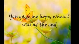 You Needed Me -  Anne Murray ( with lyrics )
