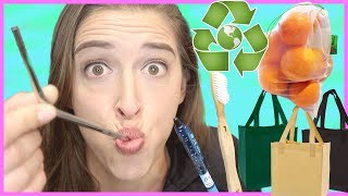 Trying Eco Friendly Products