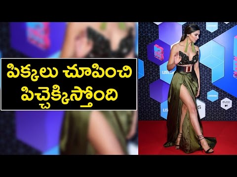 Deepika Padukone Cleavage Exposed At xXx The Return Of Xander Cage Premier  show ||TFC