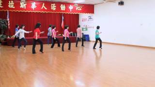 Secret Love - Line Dance (Dance & Teach)