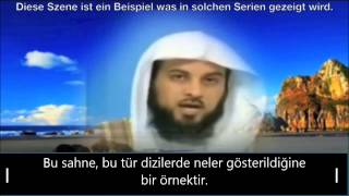 Türk Dizilerine Bakmanın Hükmü - Şeyh Muhammed el Arifi