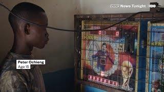 Kenyan Child Gamblers