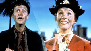 The left attacks MARY POPPINS over chimney sweep scene