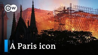 Notre Dame Cathedral Fire: The world mourns the loss of a Paris icon   DW News