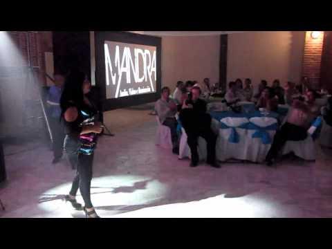 Luz Maria en Boda Queretaro por Mison Studio