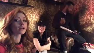 Facebook Live Shadowhunters 3x01 with Kat, Dom, Eme & Isaiah