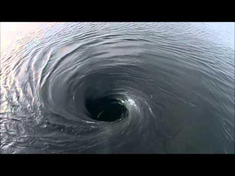 Deepest Hole in The Ocean! (Whirlpool)  Saltstraumen