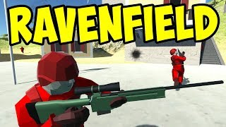 Ravenfield - NEW UPDATE!! Archipelago Map Expanded!! - Let's Play Ravenfield Gameplay