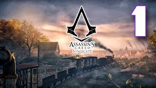 Assassin's Creed Syndicate (1) HERI POTER JADI ASASIN! Fufufuf