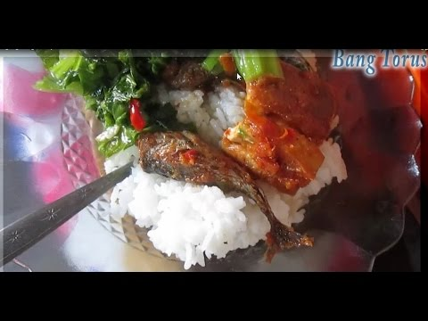 Cooking with Mom 3 - Ikan Tongkol & Tahu Cina   matkiding