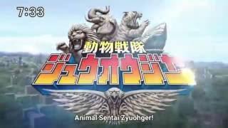 Doubutsu Sentai Zyuohger 40th Anniversary Fanmade OP