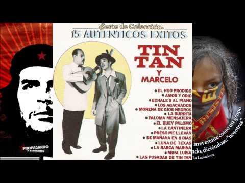 Tin Tan y Marcelo 15 Auténticos éxitos 1948 Disco completo