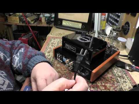 Tube Valve HiFi Amp - NOT!