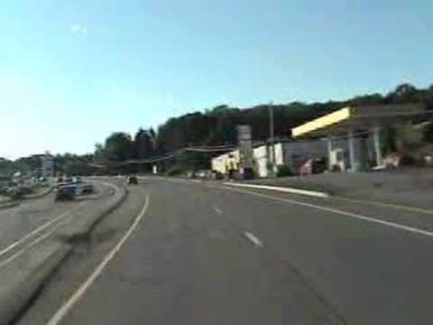 West Hazleton Fire Department Response Video 2