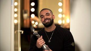 Drake wins International Male Solo Artist | The BRITs 2017