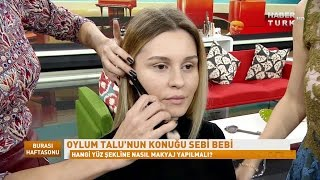 İşte kusursuz makyaj! Sebi Bebi Habertürk TV