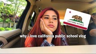 a day in a california public high school by lily adlin