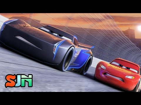 CARS 3 Character Reactions and Story Reveals