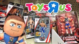 CHUBBY SUPER CENA ROASTS WWE TOYS AT TOYSRUS!