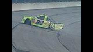Crafton makes heavy contact with wall in Iowa