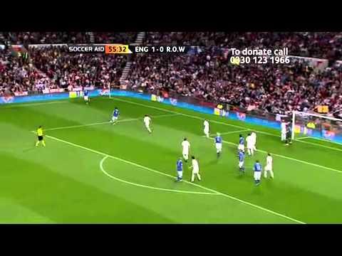 Soccer AID 2010 6/11