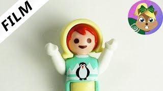 بلايموبيل الفيلم | ترى أيما آليتي-وحش الثلج هل سيصدقها حد!| سلسلة اسرة الطيور للأطفال