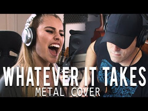 Whatever It Takes - Imagine Dragons Metal Cover