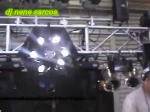 miniteca la mosca y dj nene sarcos en guerra yaracuy 2008 1ra parte fay lan de oro