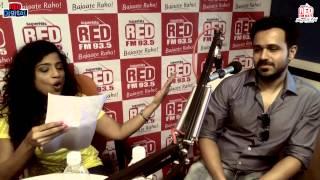 Emraan Hashmi and Vidya Balan with RJ Malishka - Hamari Adhuri Kahani (Part 1)