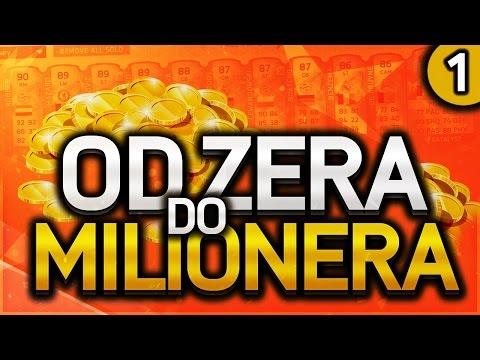 watch FIFA 16 FUT od ZERA do MILIONERA #1 !VVW!