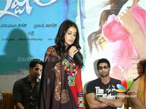 Naa Istam Audio Success Meet
