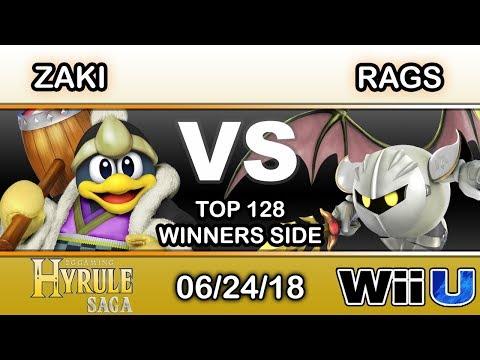 Xxx Mp4 Hyrule Saga Zaki DDD Vs Rags MK Top 128 Winners Smash 4 3gp Sex