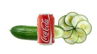 Three Amazing vegetables cutting hacks