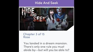 Chapters Interactive Stories - Hide And Seek Chapter 3
