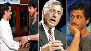 শাহরুখকে 'কাপুরুষ',' ভিখারী' বললেন ভারতের সাবেক মন্ত্রী !! | Shahrukh Khan Latest News 2016 !!
