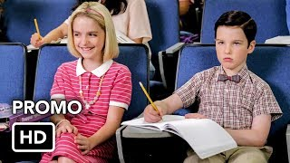 """Young Sheldon 2x02 Promo """"A Rival Prodigy and Sir Isaac Neutron"""" (HD)"""