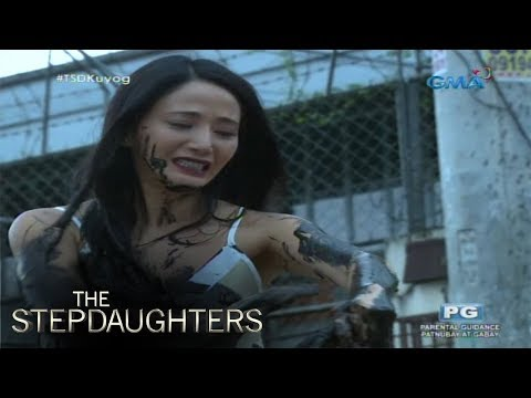 The Stepdaughters: From sosyalera to taong grasa | Episode 141