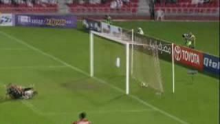 اهداف مباراة العربى و الريان الدورى القطرى 2009 2010