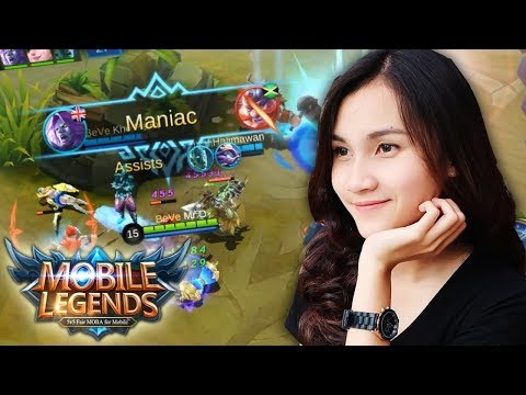 MAIN SAMA CEWEK BISA BIKIN COWOK MANIAC - Mobile Legends Indonesia