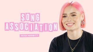 Nina Nesbitt Sings Rihanna, Justin Bieber and Calvin Harris in a Game of Song Association | ELLE