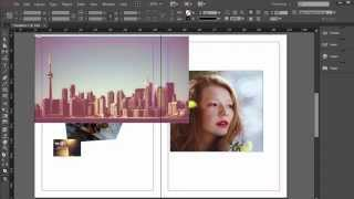 Placing and Formatting Images in InDesign Tutorial