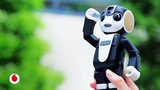En el futuro tu smartphone será un pequeño robot metido en tu bolsillo