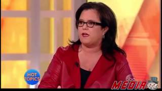 Rosie O'Donnell: Clinton Should Be Prosecuted for Lewinsky Oral Sex