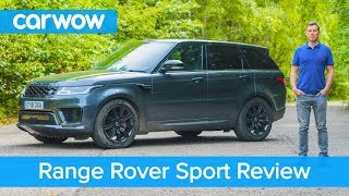 Range Rover Sport SUV 2019 in-depth review   carwow
