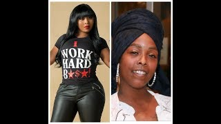 Khia GETS DRAGGED BY TS  MADISION FRIEND  Shekinah Jo PULLES UP