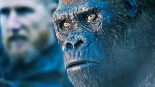 War for the Planet of the Apes | official trailer (2017) Andy Serkis