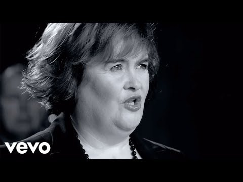 Susan Boyle Unchained Melody Live