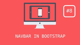 Bootstrap 3 Tutorials - #8 Adding Fixed Navbar to your website