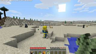 Preview Minecraft Patch 1.8 - Pre Release