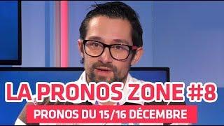 La Pronos Zone du 15/12/18 - Pronostics Liverpool Man Utd, Bundesliga, Série A, Liga...
